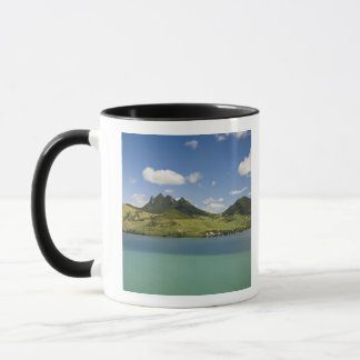 Vue d'Arial de montagne de lion, du sud-est Mug