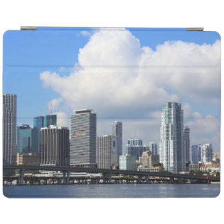 Vue de bord de mer de Miami Protection iPad