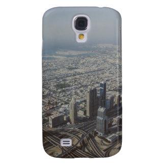 Vue de Burj Khalifa, Dubaï Coque Galaxy S4