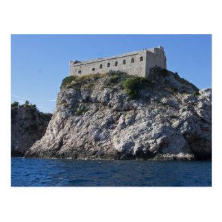 Vue de Dubrovnik, Croatie Cartes Postales
