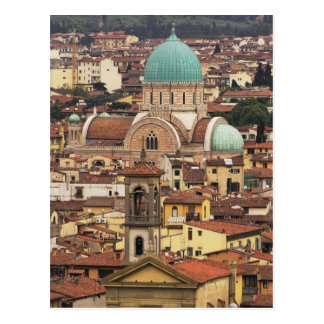 Vue de Florence, Italie de Piazza Carte Postale