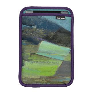 Vue de la copie | abstraite de la côte II Housses Pour iPad Mini