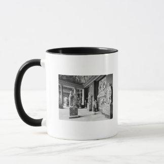 Vue de la salle des saisons tasse