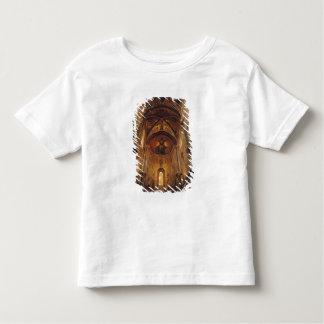 Vue de l'abside avec le Christ Pantocrator T-shirt Pour Les Tous Petits