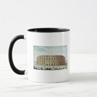 Vue de l'amphithéâtre romain mug