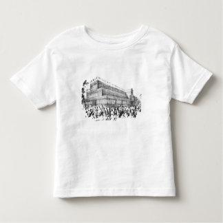 Vue de l'extérieur de Crystal Palace T-shirt Pour Les Tous Petits