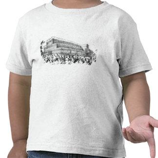 Vue de l'extérieur de Crystal Palace T-shirt
