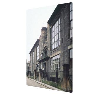 Vue de l'extérieur, établie 1897-99 toiles