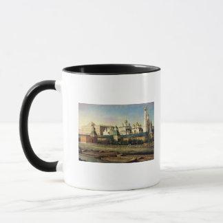 Vue de Moscou Kremlin du remblai Mug