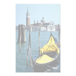 Vue de San Giorgio Maggiore, Venise, Italie Papiers À Lettres