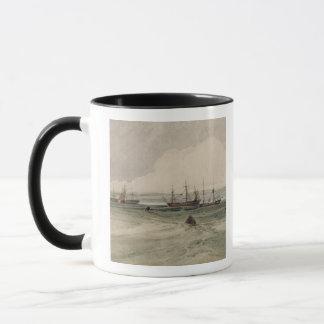 Vue de Sheerness (la semaine au-dessus du graphite Mug