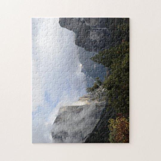 Vue de tunnel de Yosemite Puzzle