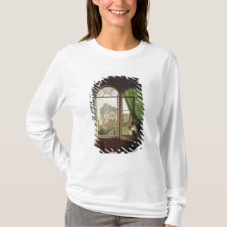 Vue d'église de Saint-Eustache T-shirt