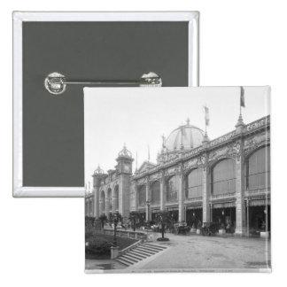 Vue des Beau-arts de DES de Palais Badges