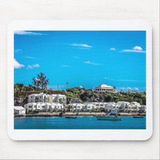 Vue des Bermudes Tapis De Souris