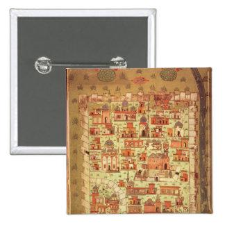 Vue d'IUK T.5964 de Diyarbakir Badge Carré 5 Cm