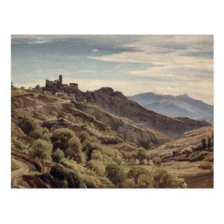 Vue d'Olevano Carte Postale