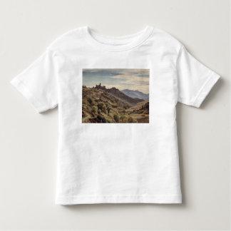 Vue d'Olevano T-shirt Pour Les Tous Petits