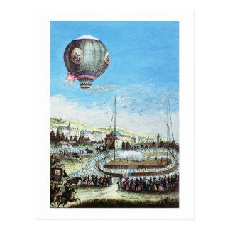 Vue du Brolteaux à Lyon et le troisième vol Carte Postale