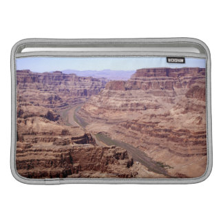 Vue du canyon grand, Arizona Poches Macbook