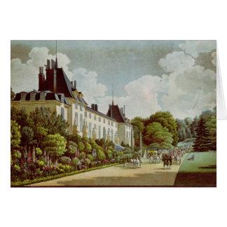 Vue du château de la Malmaison Cartes