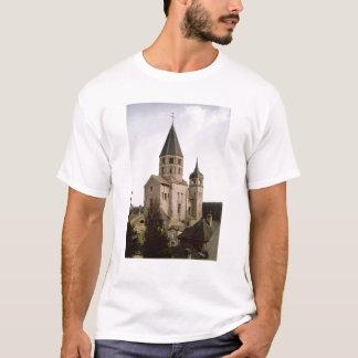 Vue du Clocher de l'Eau Benite T-shirt