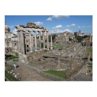 Vue du forum romain de l'ANNONCE 179 Carte Postale
