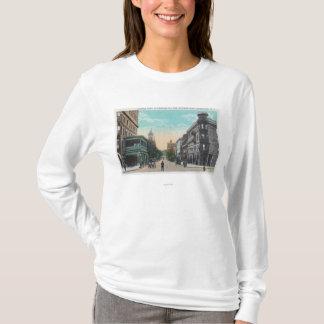 Vue du sud de St de Chenango d'Arlington T-shirt