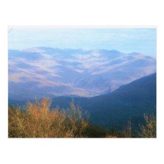 Vue du Tennessee Carte Postale