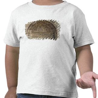 Vue du tympan dépeignant Madonna T-shirt