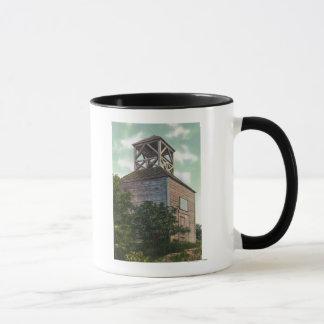 Vue du vieux beffroi mug