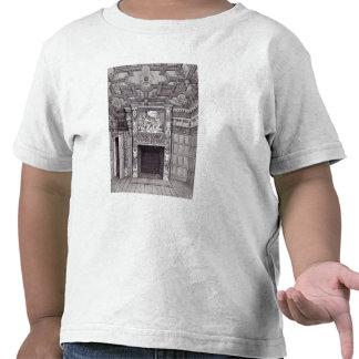 Vue est de premier étage de monsieur Paul Pindar's T-shirt