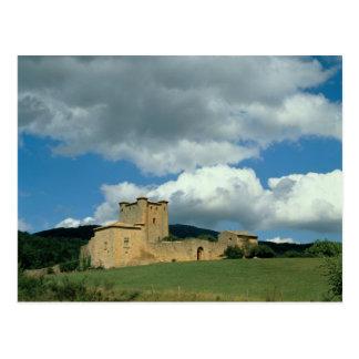 Vue extérieure de la forteresse, établie 1038-43 carte postale