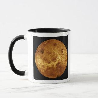 Vue globale de la surface de Vénus Tasse