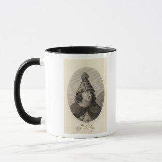 Vue illustrée de Colombie-Britannique Mug