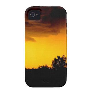 Vue perturbée par ciel coque iPhone 4 de Case-Mate