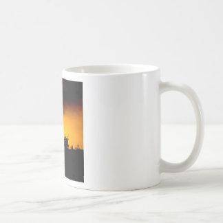 Vue perturbée par ciel mug