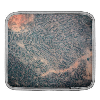 Vue satellite 2 poches iPad