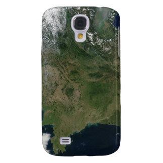 Vue satellite de la France Coque Galaxy S4