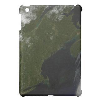 Vue satellite de la Nouvelle Angleterre Coque Pour iPad Mini