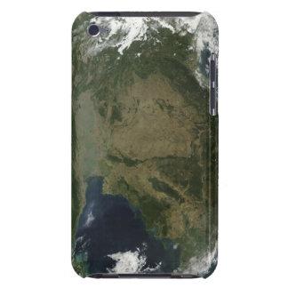 Vue satellite de l'Indochine Coque Barely There iPod
