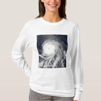 Vue satellite d'ouragan Celia T-shirt