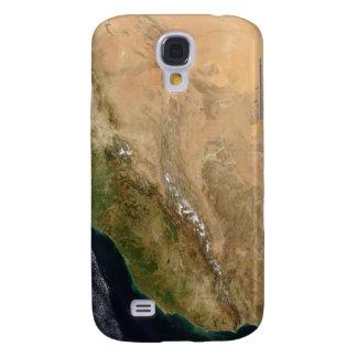 Vue satellite du Maroc Coque Galaxy S4
