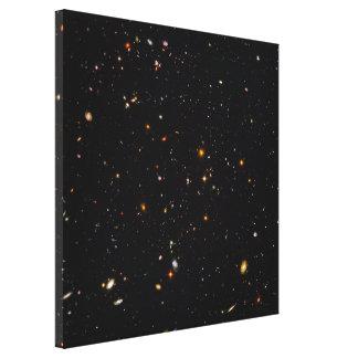 Vue ultra profonde de champ de Hubble de 10.000 Toiles