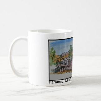 Vues de San Luis Obispo, harmonie la Californie Mug