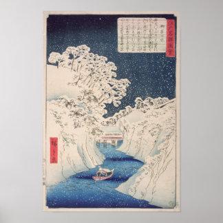 Vues d'Edo Posters