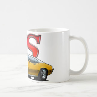 VW de Buick GS_Gold Mug