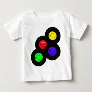 vynils t-shirt pour bébé