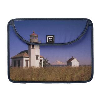 WA, île de Maury, phare de Robinson de point, Housses MacBook Pro