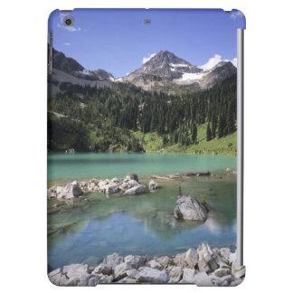 WA, Okanogan N-F, lac lewis et crête noire